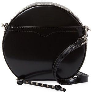 NWT Rebecca Minkoff Boston Circle Crossbody Bag